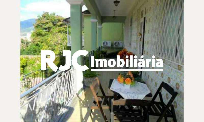 20 - Casa 5 quartos à venda Grajaú, Rio de Janeiro - R$ 1.299.000 - MBCA50076 - 21
