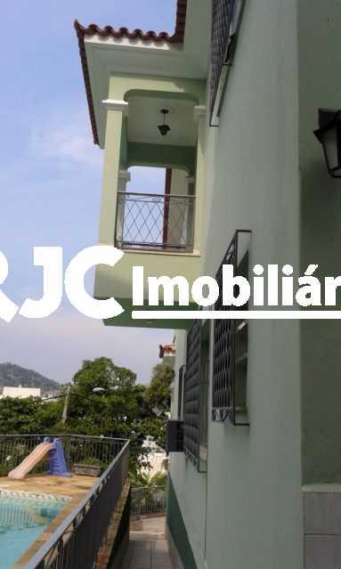 21 - Casa 5 quartos à venda Grajaú, Rio de Janeiro - R$ 1.299.000 - MBCA50076 - 22