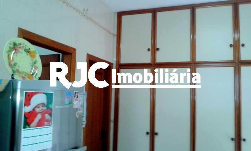 22 - Casa 5 quartos à venda Grajaú, Rio de Janeiro - R$ 1.299.000 - MBCA50076 - 23