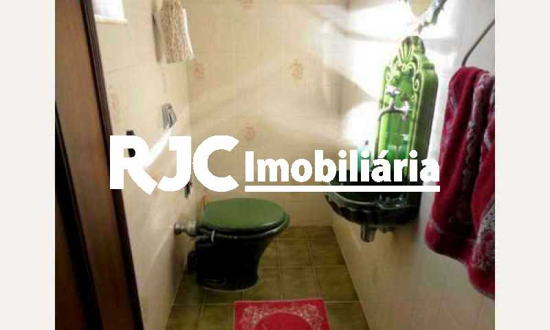 24 - Casa 5 quartos à venda Grajaú, Rio de Janeiro - R$ 1.299.000 - MBCA50076 - 25