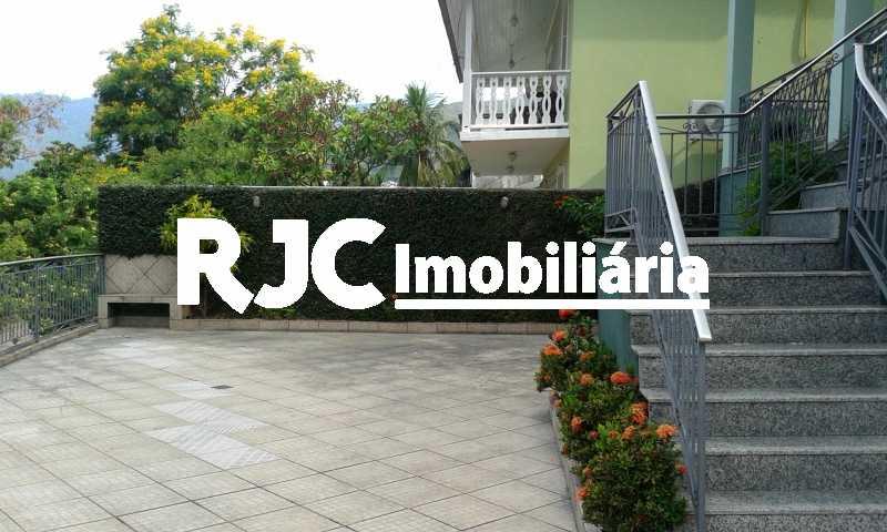 25 - Casa 5 quartos à venda Grajaú, Rio de Janeiro - R$ 1.299.000 - MBCA50076 - 26
