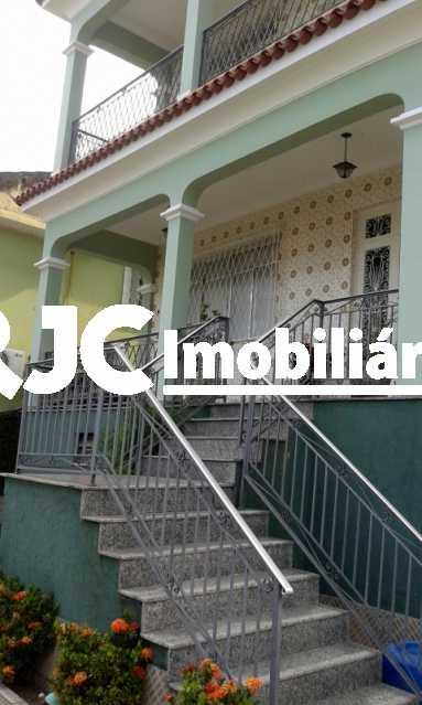 26 - Casa 5 quartos à venda Grajaú, Rio de Janeiro - R$ 1.299.000 - MBCA50076 - 27