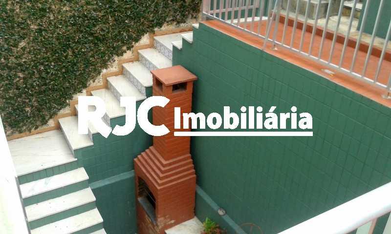27 - Casa 5 quartos à venda Grajaú, Rio de Janeiro - R$ 1.299.000 - MBCA50076 - 28