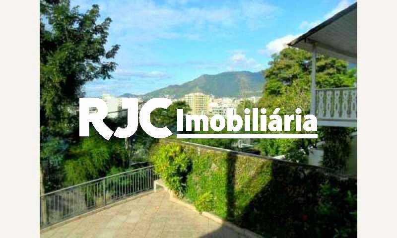 28 - Casa 5 quartos à venda Grajaú, Rio de Janeiro - R$ 1.299.000 - MBCA50076 - 29