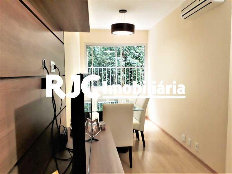 FOTO 3 - Apartamento 2 quartos à venda Rio Comprido, Rio de Janeiro - R$ 350.000 - MBAP24385 - 4