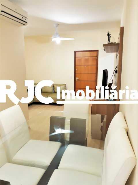 FOTO 4 - Apartamento 2 quartos à venda Rio Comprido, Rio de Janeiro - R$ 350.000 - MBAP24385 - 5