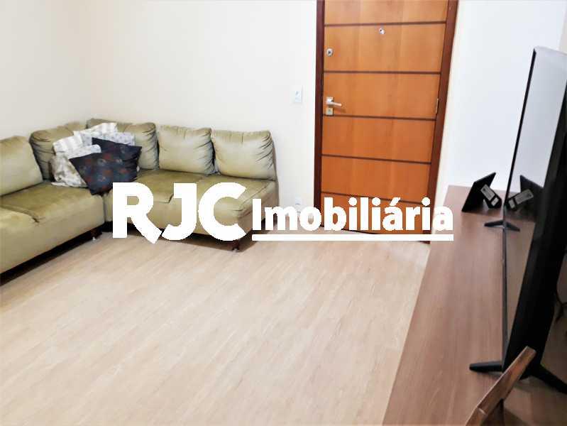 FOTO 5 - Apartamento 2 quartos à venda Rio Comprido, Rio de Janeiro - R$ 350.000 - MBAP24385 - 6