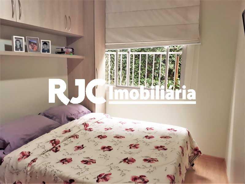 FOTO 7 - Apartamento 2 quartos à venda Rio Comprido, Rio de Janeiro - R$ 350.000 - MBAP24385 - 8