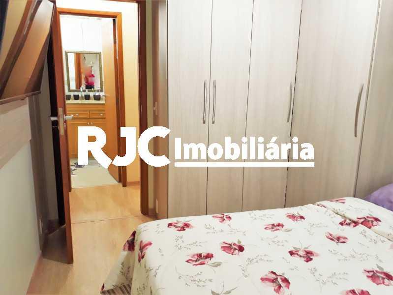FOTO 8 - Apartamento 2 quartos à venda Rio Comprido, Rio de Janeiro - R$ 350.000 - MBAP24385 - 9
