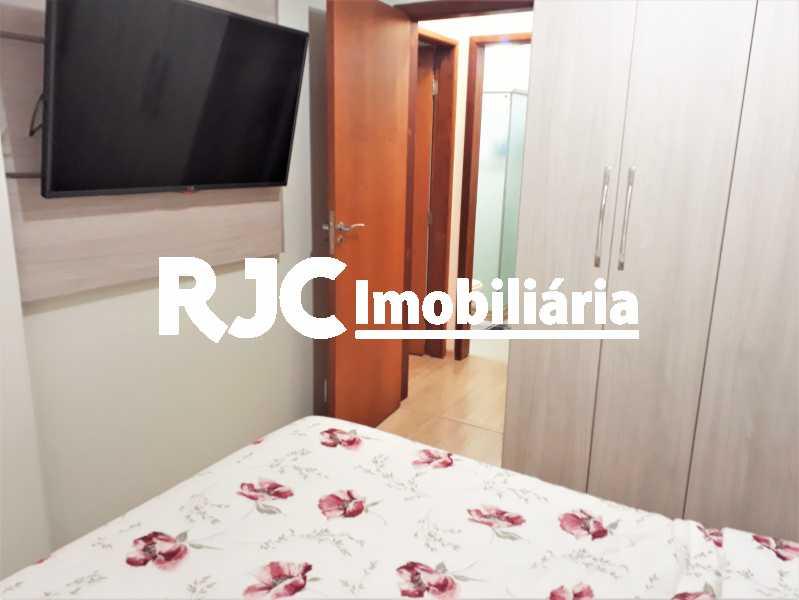 FOTO 10 - Apartamento 2 quartos à venda Rio Comprido, Rio de Janeiro - R$ 350.000 - MBAP24385 - 11