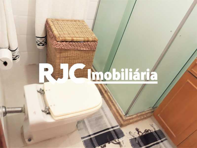 FOTO 12 - Apartamento 2 quartos à venda Rio Comprido, Rio de Janeiro - R$ 350.000 - MBAP24385 - 13