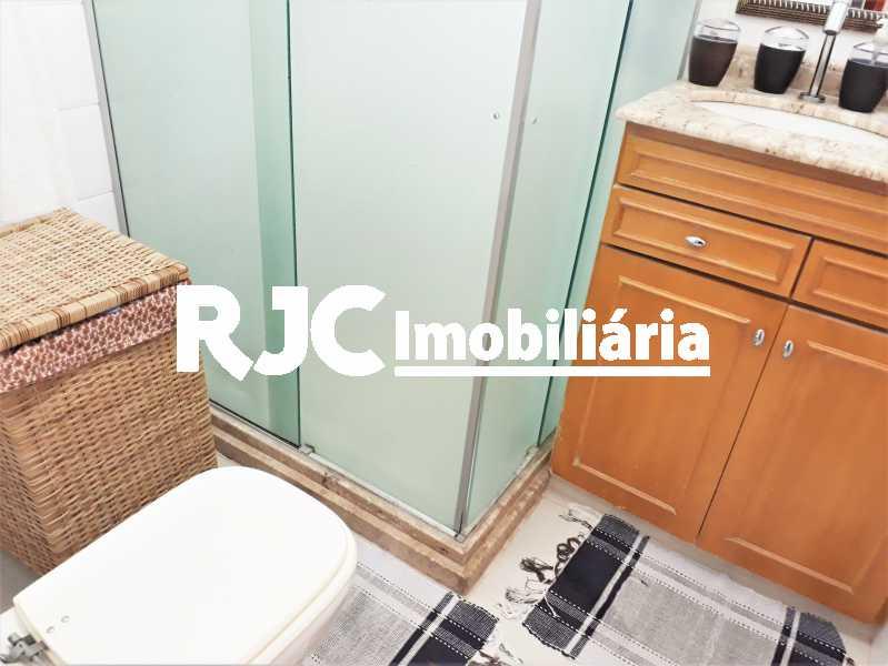 FOTO 13 - Apartamento 2 quartos à venda Rio Comprido, Rio de Janeiro - R$ 350.000 - MBAP24385 - 14
