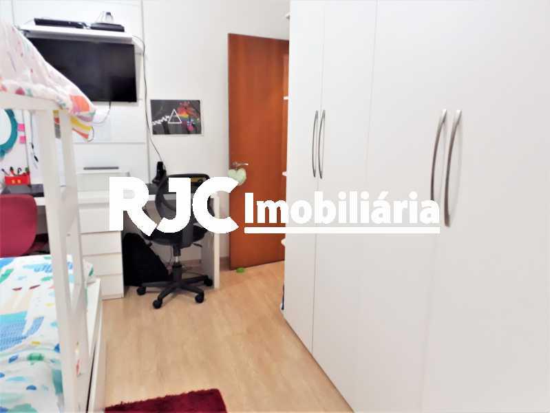 FOTO 15 - Apartamento 2 quartos à venda Rio Comprido, Rio de Janeiro - R$ 350.000 - MBAP24385 - 16