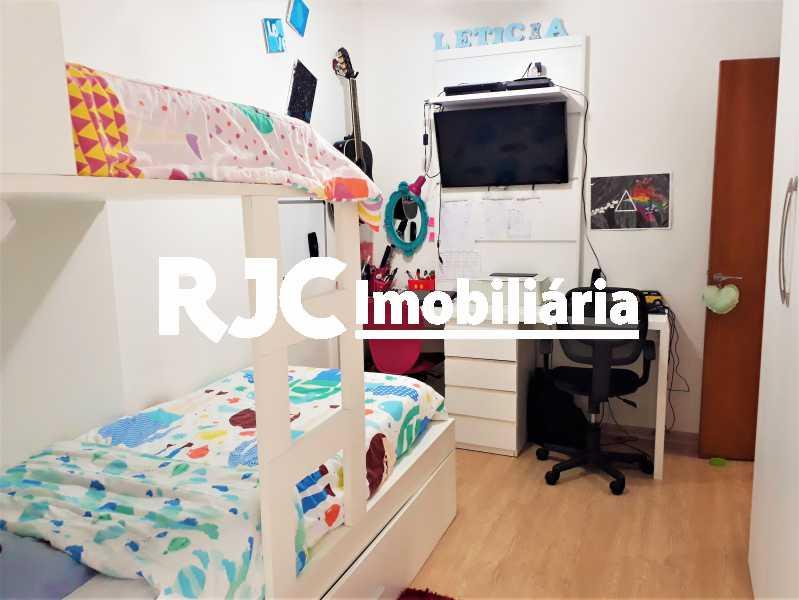 FOTO 16 - Apartamento 2 quartos à venda Rio Comprido, Rio de Janeiro - R$ 350.000 - MBAP24385 - 17