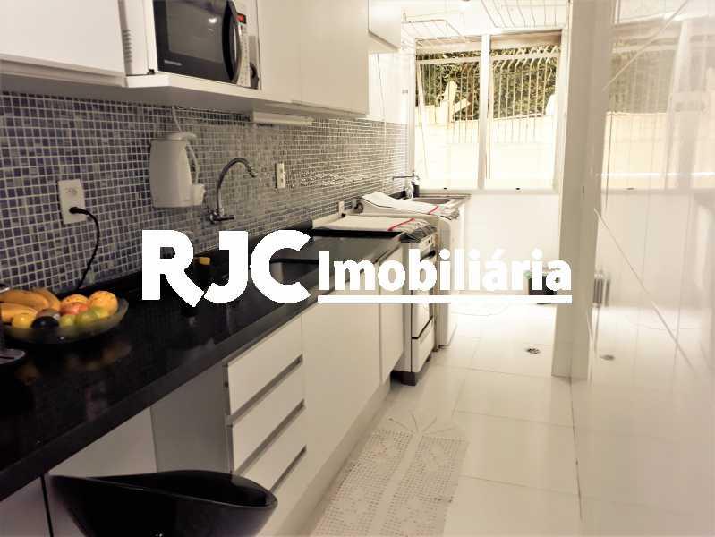 FOTO 17 - Apartamento 2 quartos à venda Rio Comprido, Rio de Janeiro - R$ 350.000 - MBAP24385 - 18