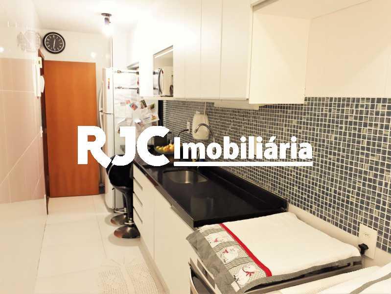 FOTO 18 - Apartamento 2 quartos à venda Rio Comprido, Rio de Janeiro - R$ 350.000 - MBAP24385 - 19
