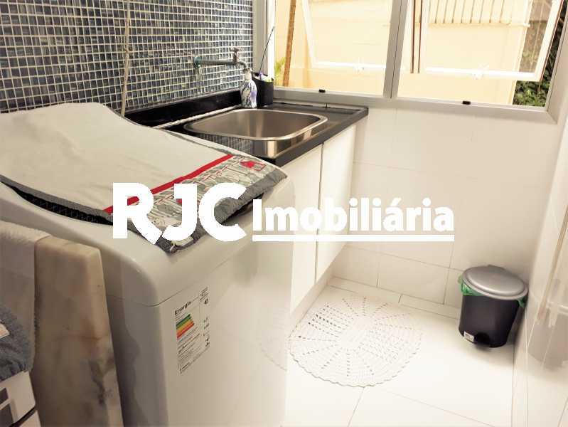 FOTO 19 - Apartamento 2 quartos à venda Rio Comprido, Rio de Janeiro - R$ 350.000 - MBAP24385 - 20