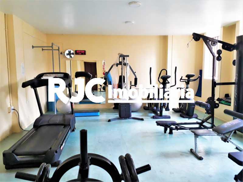 FOTO 22 - Apartamento 2 quartos à venda Rio Comprido, Rio de Janeiro - R$ 350.000 - MBAP24385 - 23