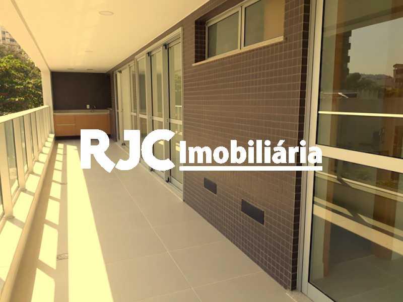 2 - Cobertura 2 quartos à venda Tijuca, Rio de Janeiro - R$ 1.062.000 - MBCO20148 - 4