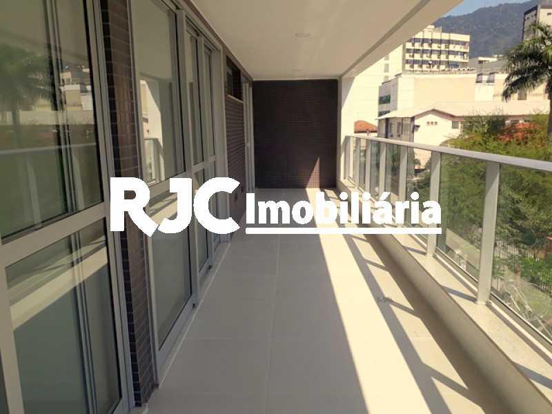 3 - Cobertura 2 quartos à venda Tijuca, Rio de Janeiro - R$ 1.062.000 - MBCO20148 - 5