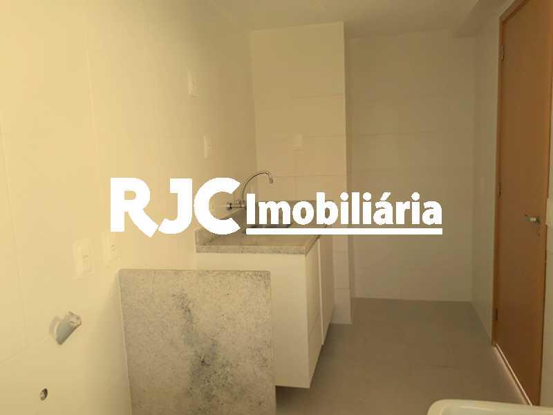 11.1 - Cobertura 2 quartos à venda Tijuca, Rio de Janeiro - R$ 1.062.000 - MBCO20148 - 14