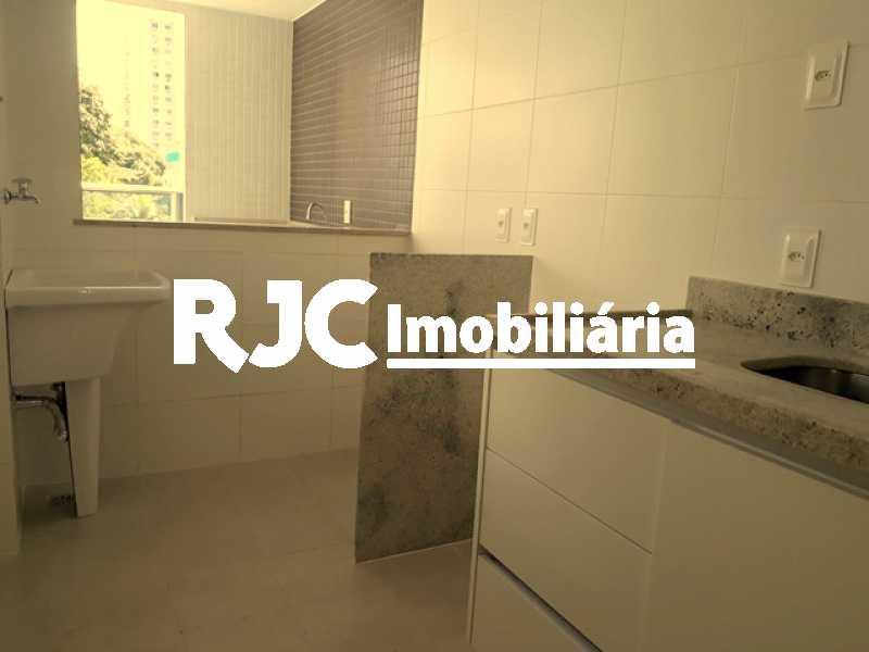 11.2 - Cobertura 2 quartos à venda Tijuca, Rio de Janeiro - R$ 1.062.000 - MBCO20148 - 15
