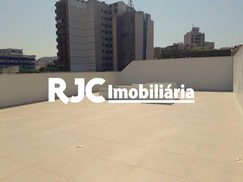 12 - Cobertura 2 quartos à venda Tijuca, Rio de Janeiro - R$ 1.062.000 - MBCO20148 - 17