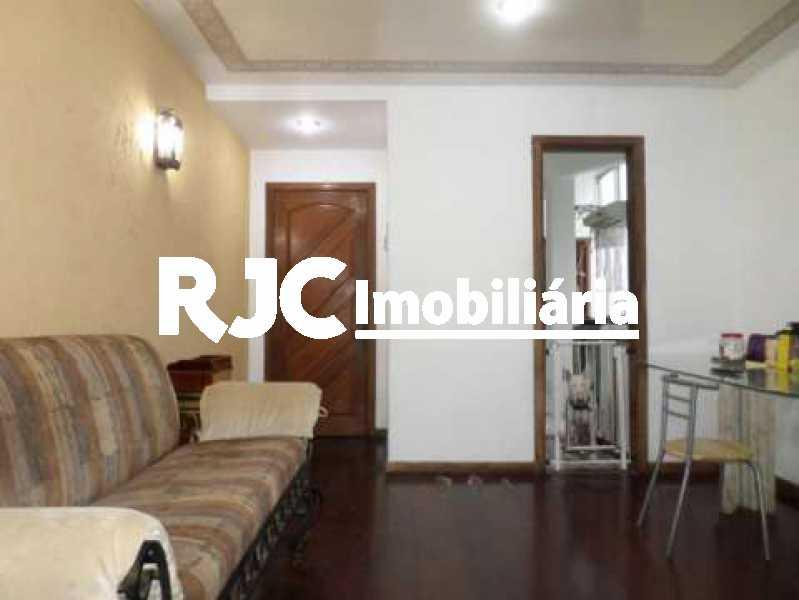 1 - Apartamento 2 quartos à venda Andaraí, Rio de Janeiro - R$ 310.000 - MBAP24397 - 1
