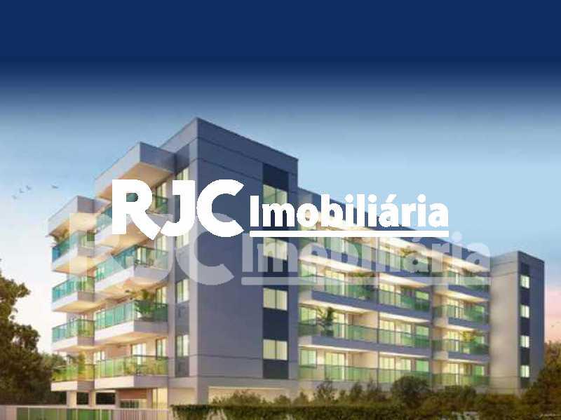 9 - Apartamento 2 quartos à venda Andaraí, Rio de Janeiro - R$ 460.500 - MBAP24448 - 10