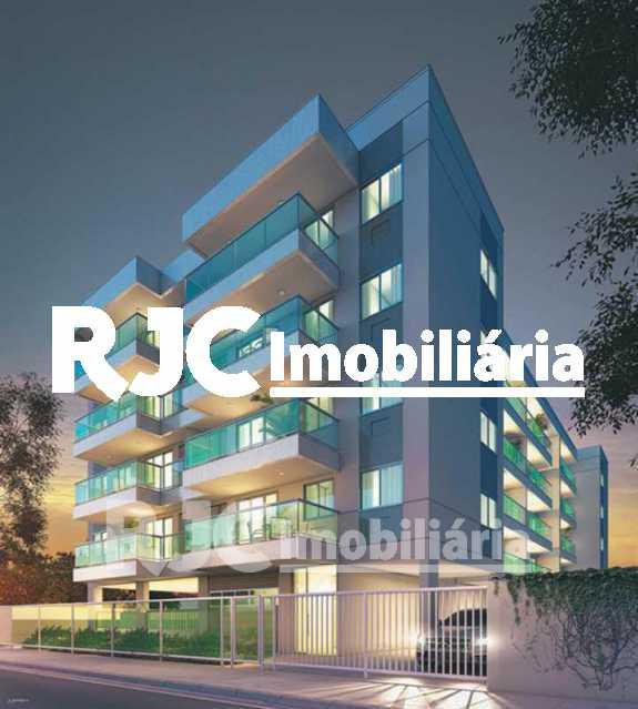 2 - Apartamento 2 quartos à venda Andaraí, Rio de Janeiro - R$ 460.500 - MBAP24448 - 3