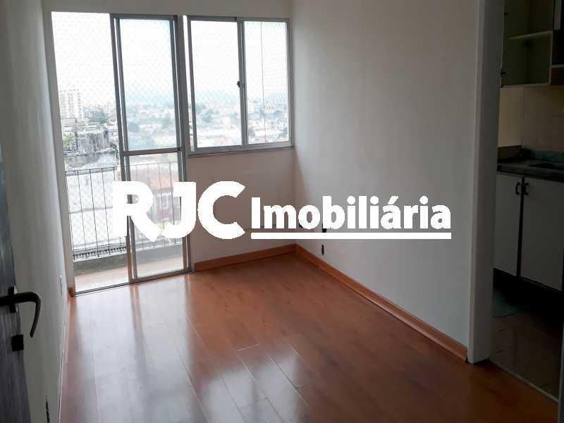 1   Sala - Apartamento 2 quartos à venda Rocha, Rio de Janeiro - R$ 205.000 - MBAP24452 - 1