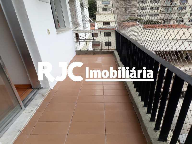 5    Varanda - Apartamento 2 quartos à venda Rocha, Rio de Janeiro - R$ 205.000 - MBAP24452 - 6