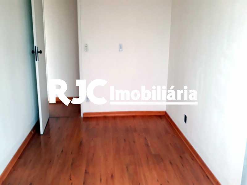 7  Quarto - Apartamento 2 quartos à venda Rocha, Rio de Janeiro - R$ 205.000 - MBAP24452 - 8