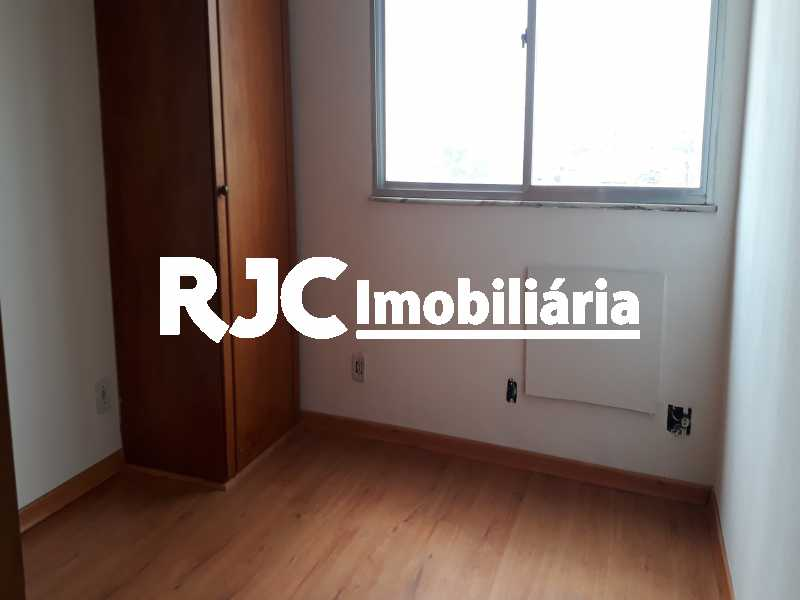 10   Quarto 2 - Apartamento 2 quartos à venda Rocha, Rio de Janeiro - R$ 205.000 - MBAP24452 - 11