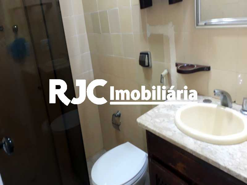 13   Banheiro Social - Apartamento 2 quartos à venda Rocha, Rio de Janeiro - R$ 205.000 - MBAP24452 - 14