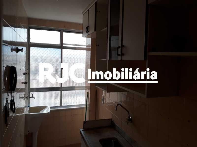 15  Cozinha - Apartamento 2 quartos à venda Rocha, Rio de Janeiro - R$ 205.000 - MBAP24452 - 16