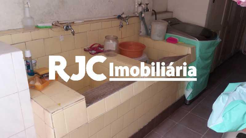 20190928_102733 - Casa de Vila 3 quartos à venda Andaraí, Rio de Janeiro - R$ 550.000 - MBCV30142 - 18