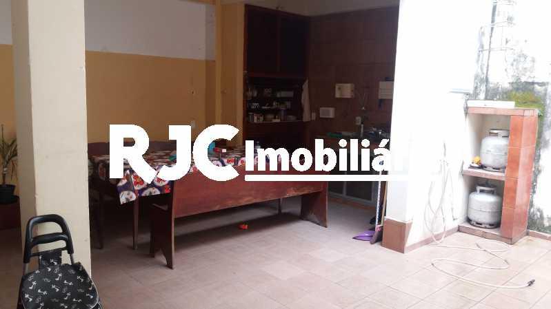 20190928_102752 - Casa de Vila 3 quartos à venda Andaraí, Rio de Janeiro - R$ 550.000 - MBCV30142 - 4