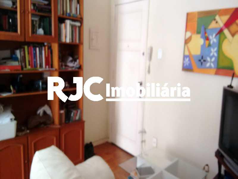 1  Sala - Apartamento 1 quarto à venda Tijuca, Rio de Janeiro - R$ 265.000 - MBAP10812 - 1