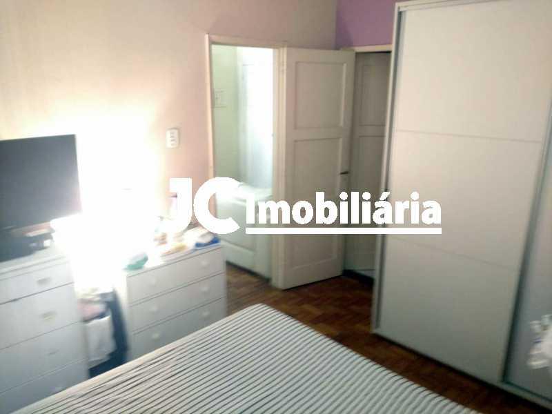5   Quarto - Apartamento 1 quarto à venda Tijuca, Rio de Janeiro - R$ 265.000 - MBAP10812 - 6
