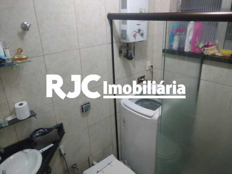 7   Banheiro Social - Apartamento 1 quarto à venda Tijuca, Rio de Janeiro - R$ 265.000 - MBAP10812 - 8