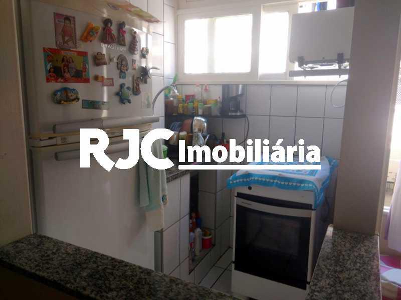 9   Cozinha - Apartamento 1 quarto à venda Tijuca, Rio de Janeiro - R$ 265.000 - MBAP10812 - 10