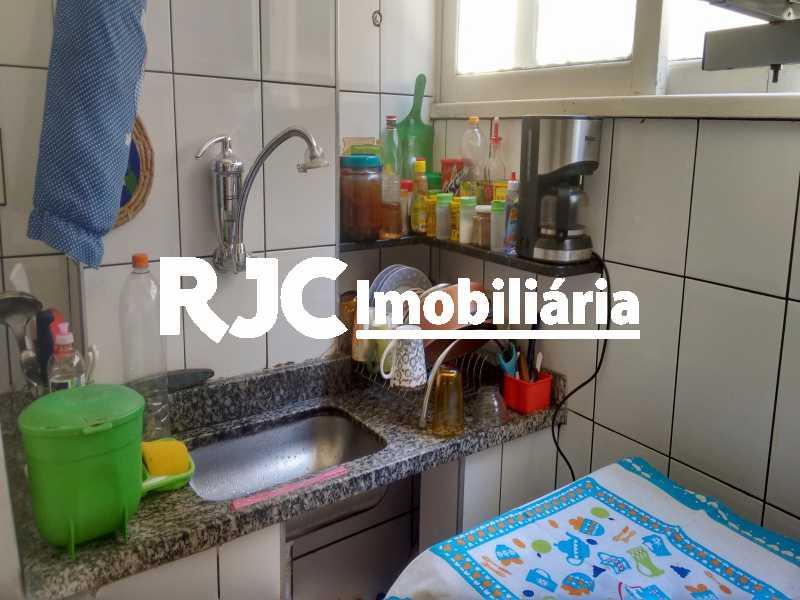 10   Cozinha - Apartamento 1 quarto à venda Tijuca, Rio de Janeiro - R$ 265.000 - MBAP10812 - 11