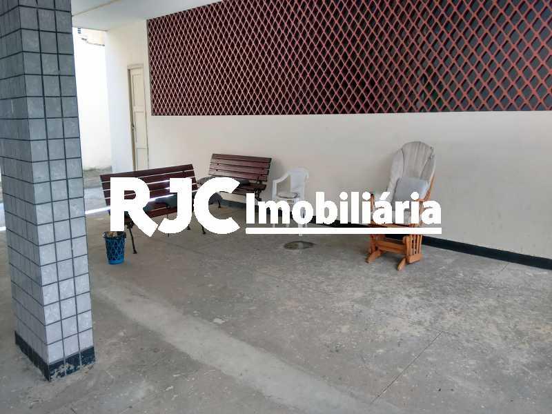 11     Espaço Lazer - Apartamento 1 quarto à venda Tijuca, Rio de Janeiro - R$ 265.000 - MBAP10812 - 12