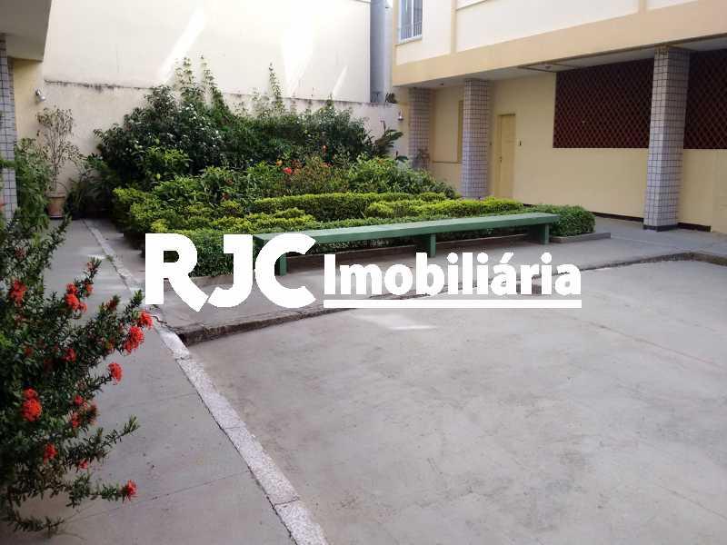 12  Jardins - Apartamento 1 quarto à venda Tijuca, Rio de Janeiro - R$ 265.000 - MBAP10812 - 13