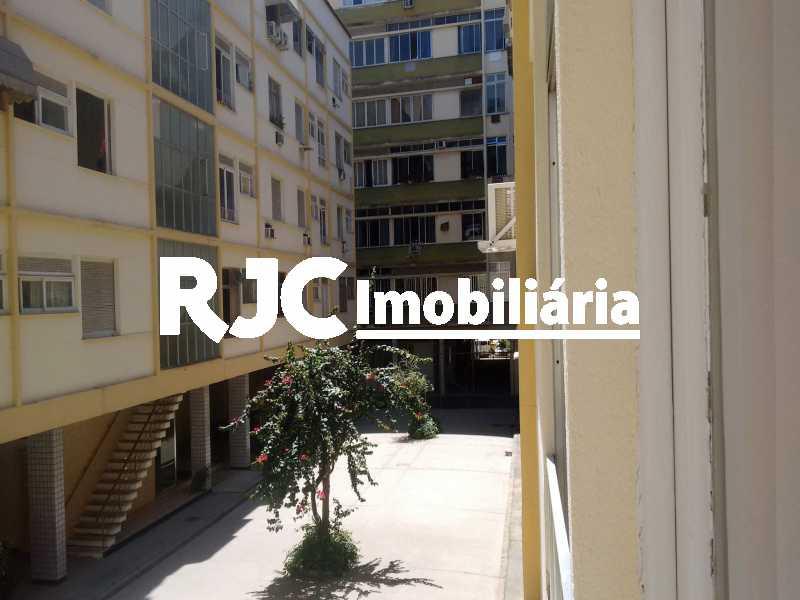 15  Fachada - Apartamento 1 quarto à venda Tijuca, Rio de Janeiro - R$ 265.000 - MBAP10812 - 16