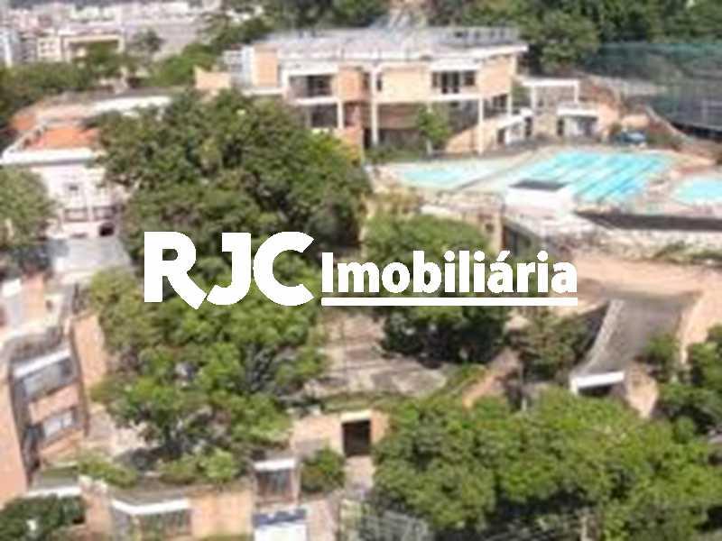 17  SESC Tijuca - Apartamento 1 quarto à venda Tijuca, Rio de Janeiro - R$ 265.000 - MBAP10812 - 19