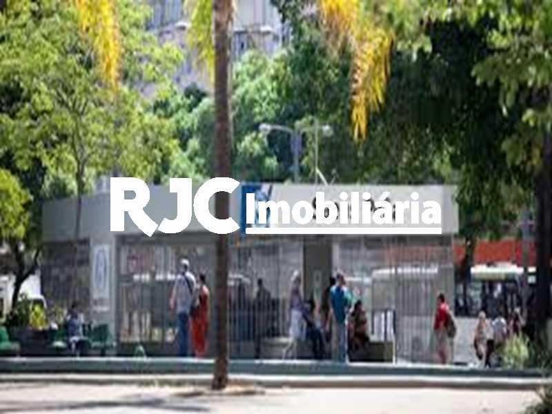 19  Praça Saens Pena - Apartamento 1 quarto à venda Tijuca, Rio de Janeiro - R$ 265.000 - MBAP10812 - 20