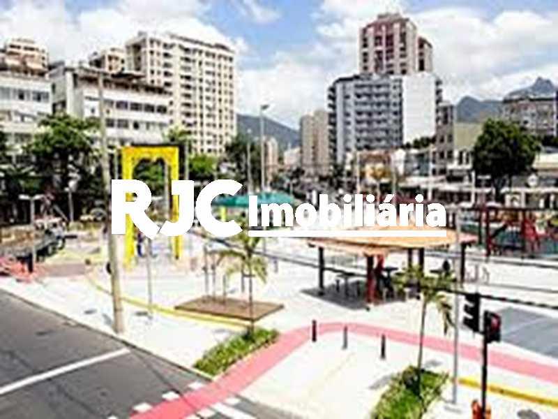 Praça Varnhagem - Apartamento 1 quarto à venda Tijuca, Rio de Janeiro - R$ 265.000 - MBAP10812 - 21