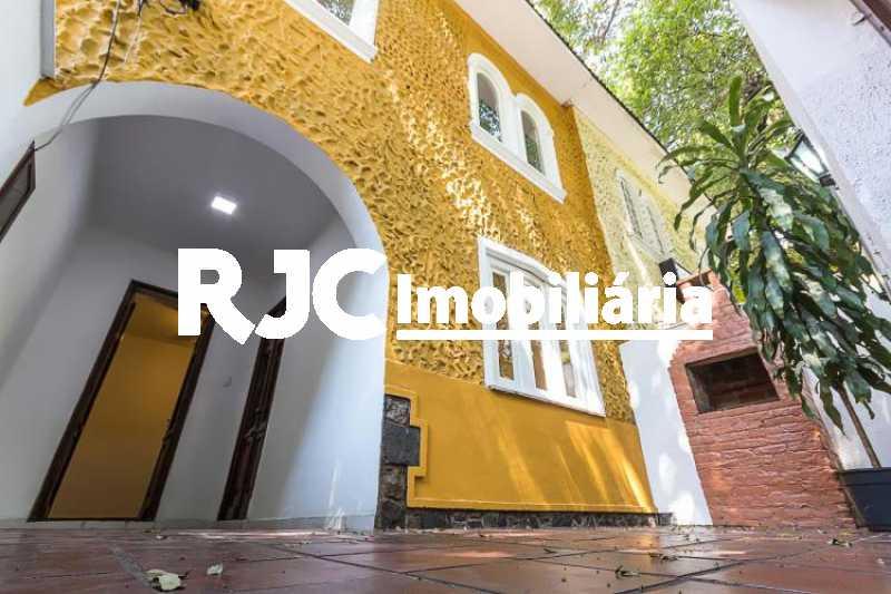 1 - Casa 3 quartos à venda Tijuca, Rio de Janeiro - R$ 790.000 - MBCA30183 - 1